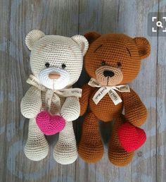 Amigurumi Handcrafted Toys Schöne Amigurumi Handcrafted One from One . Amigurumi Handcrafted Toys Schöne Amigurumi Handcrafted One from One . Beau Crochet, Crochet Mignon, Crochet Bear, Cute Crochet, Beautiful Crochet, Crochet Crafts, Crochet Projects, Crochet Teddy Bear Pattern Free, Diy Crafts