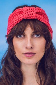 Kostenlose Anleitung: Stirnband - Initiative Handarbeit