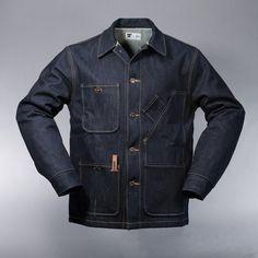 denim1001 — thecountryfucker: Tellason Engineer Jacket I got...