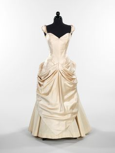 Charles James ball gown 1949