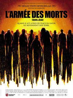 L'armée des morts. DVD