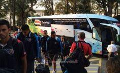 Video muestra salida y llegada de la Sele a Recife, ¡a enfrentar a Grecia en octavos de final!