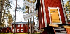 Kurikan kaupunki Jalasjärven kotiseutumuseo. Golden Gate Bridge, Finland, Fair Grounds, Fun, Travel, Viajes, Destinations, Traveling, Trips