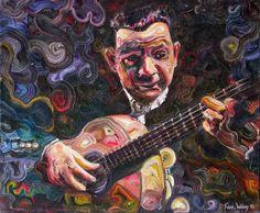 """Fundación Guitarra Flamenca:   """"MAESTRO SABICAS""""            Una viuda guitarra...."""