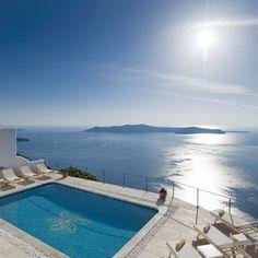 Santorini Dreaming: Hotel Absolute Bliss  - Imerovigli, Greece