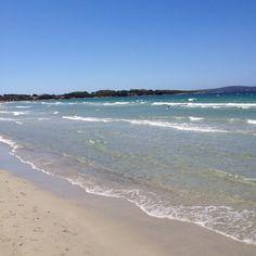 Spiaggia Le Saline di Calasetta (CI) secondo me tra le prime 3 spiagge del Sulcis-Iglesiente