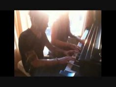 Sasha Mallory posted this on her Twitter account on July 4th, 2010. :) According to Tommy it's a recording of him and Camila Grey of Uh Huh Her.