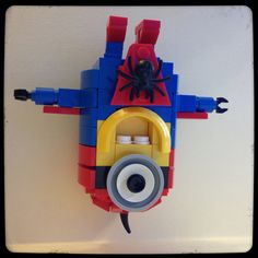 Spiderminion... a spidey sense of WHAAAAAAAAT?