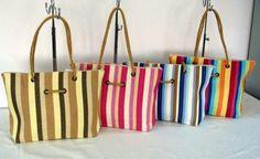 Videos de cómo hacer bolsos de tela - Las Manualidades