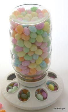 Easter Jelly Bean Feeder