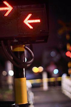 crossing gate - ふみきり
