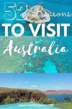 Australia is an amazing destination that should definitely be on your bucketlist. But why do so many backpackers and travellers flock to Australia? In this post I list 52 reasons why you should visit Australia at least once in your life. Perth, Brisbane, Sydney, Australia Travel Guide, Visit Australia, Amazing Destinations, Travel Destinations, Australia Destinations, Travel Guides