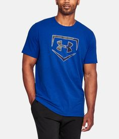 Men's UA Plate Logo T-Shirt