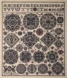 Vierlande merklap (1826)