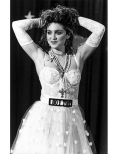 Idea Madonna like a virgin costumes
