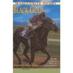 Black Gold Marguerite Henry