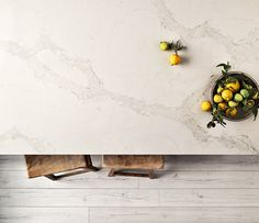 CaesarStone Calacatta Nuvo beautiful and durable! Solid alternative to marble