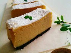 秘密にしたい簡単濃厚ベイクドチーズケーキの画像