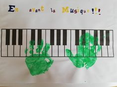 Piano, Music Party, Children, Pianos