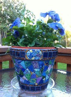 Flowers pot