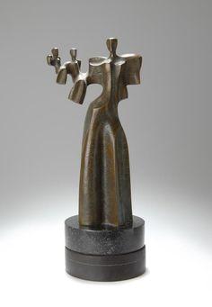 Vladas Vildziunas, Standing Woman, 1993