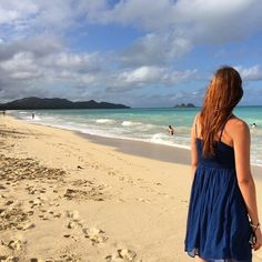 No matter how many times you see gorgeous #Waimanalo #Beach, or camp at nearby #Sherwoods, its beauty will always take your breath away. #Waves and powder-white #sand...what more can U want?