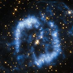 New Hubble Image of Planetary Nebula PK 329-02.2                                                                                                                                                                                 More