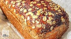 Low carb recipe for a delicious chia protein bread. Low in carbohydrates and easy to re-cook. Low carb recipe for a delicious chia protein bread. Low in carbohydrates and easy to re-cook. Protein Bread, Low Carb Bread, Low Carb Keto, Low Carb Recipes, Bread Recipes, Protein Cake, Protein Desserts, Protein Foods, Protein Recipes