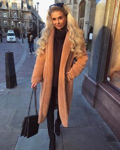 Winter Fashion Outfits, Fall Winter Outfits, Autumn Winter Fashion, Winter Clothes, Spring Fashion, City Break Outfit Winter, Cute Casual Outfits, Winter Looks, Passion For Fashion