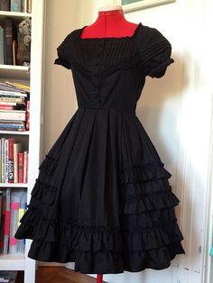 Bodyline Black OP « Lace Market: Lolita Fashion Sales and Auctions