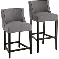 Eva Ash Counter \u0026 Bar Stool  sc 1 st  Pinterest & Gorgeous upholstered bar stools in the kitchen add the right ... islam-shia.org