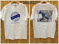 70454f871 Central West Planning Veterans shirts Custom T Shirt Printing, Printed  Shirts, Chapel Hill,