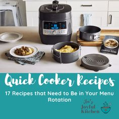 Cooking For Beginners, Cooking 101, Cooking Recipes, Healthy Recipes, Pureed Recipes, Rock Crock Recipes, Beginner Cooking, Basic Cooking, Cooking Quotes