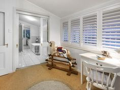 133 Bonney Avenue Clayfield - Albion Hotel, Library Bedroom, Large Open Plan Kitchens, 1930s House, New Farm, Upstairs Bedroom, Queenslander, Houses Of Parliament, Sash Windows