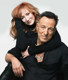 After 26 years of marriage, Bruce Springsteen and Patti Scialfa still sing love songs to each other nightly in front of 948 people. Photograph by Danny Clinch for New York Magazine
