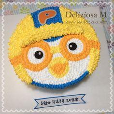 Birthday Fun, Birthday Cakes, Birthday Ideas, Cake Decorating Frosting, Bakery Logo Design, Bakery Cakes, Cute Cakes, Cream Cake, Cake Designs