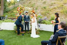 Backyard Micro Wedding during Covid-19 Pandemic | Los Angeles Backyard Wedding Photos | Los Angeles Wedding Photography for fun people all the way from Palm Springs to San Francisco. Get all the inspo for your covid safe micro wedding ceremony on my boards ✨ #microwedding #backyardwedding #covidwedding Source: Cheers Babe Photo | Los Angeles Wedding Of The Year, Spring Wedding, Ceremony Arch, Wedding Ceremony, Engagement Couple, Wedding Engagement, Wedding Vendors, Wedding Blog, Candid Wedding Photos