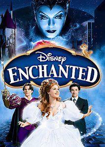 Enchanted Widescreen Edition 786936716061 | eBay