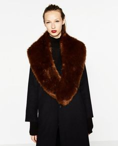 The 10 Best Transitional Pieces to Buy Now: 7. A Faux Fur Stole