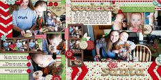 Wild Goose Chase by Little Green Frog Designs http://scraporchard.com/market/Wild-Goose-Chase-Digital-Scrapbook-Template.html | Homemade Holiday by Bella Gypsy http://scraporchard.com/market/Homemade-Holiday-Digital-Scrapbook-Kit.html