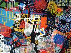 Ruth Piper - Overlapping & Bright