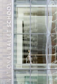 The National Ballet School, KPMB Architects