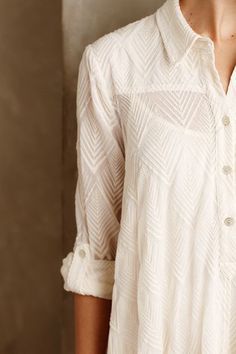 Leonor Shirtdress - anthropologie.com