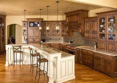 Cabinet Stain Colors Kitchen Traditional with Arch Doorway Beaded Inset