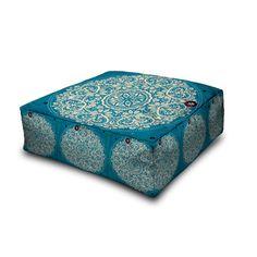 Puf Margao Turquoise   Bonami