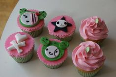 Coco Cake Cupcakes--Vancouver BC by Lyndsay Sung: Okey Dokey tokidoki!!