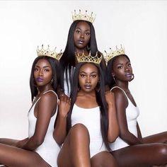 #BlackQueens