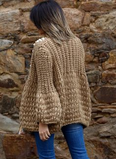 Shop Floryday for affordable Coats. Floryday offers latest ladies' Coats collections to fit every occasion. Womens Fashion Online, Latest Fashion For Women, Latest Fashion Trends, Boho Fashion, Fashion Outfits, Mode Top, Coat Sale, Crochet Cardigan, Online Shopping