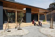 軒天にもこだわって居心地のいい軒下空間に!軒裏について知っておきたい6つのこと (から Takashi Sasaki)