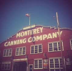 Canning company of Cannery Row